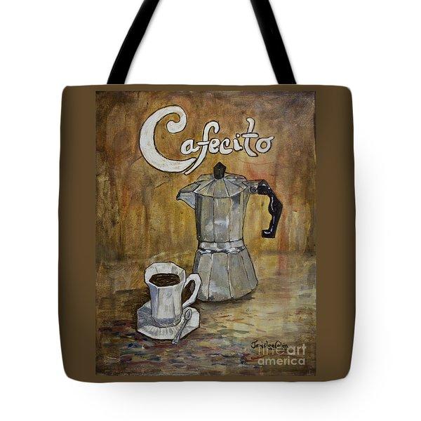 Cafecito Tote Bag
