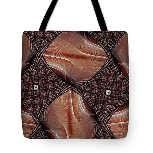 Caffeinated Tote Bag by Anastasiya Malakhova