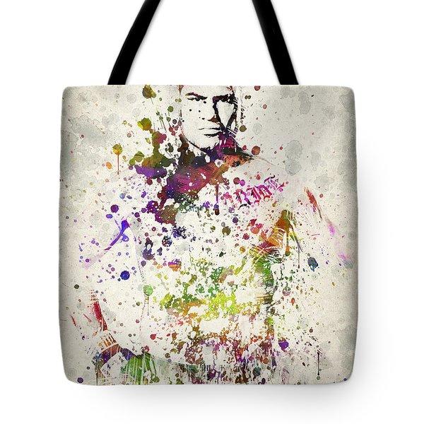 Cain Velasquez Tote Bag