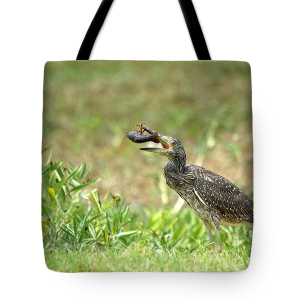 Cajun Feast For Breakfast Tote Bag