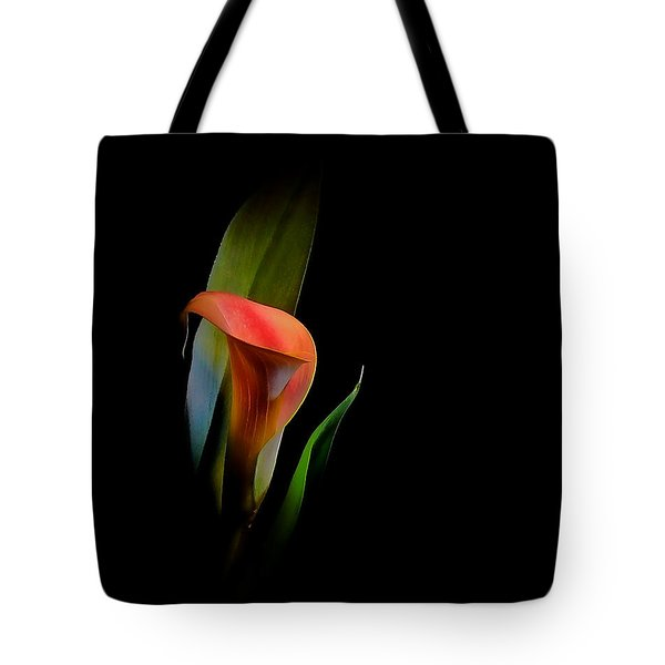 Cala Lilly Tote Bag