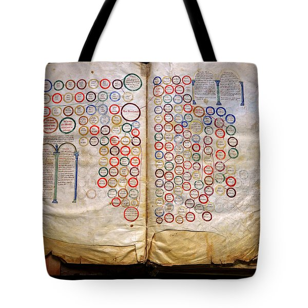 Calahorra Bible Tote Bag by RicardMN Photography