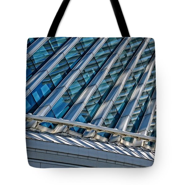 Calatrava In The Morning Tote Bag by Mary Machare