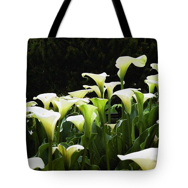 Cali Lily Tote Bag by Kim Prowse