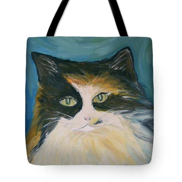 Cali Tote Bag by Victoria Lakes
