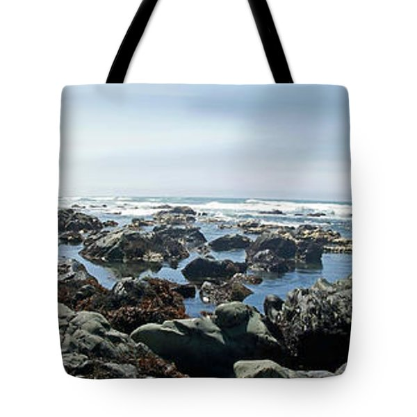 California Beach 1 Tote Bag