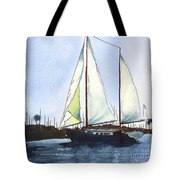 California Dreamin II Tote Bag by Kip DeVore
