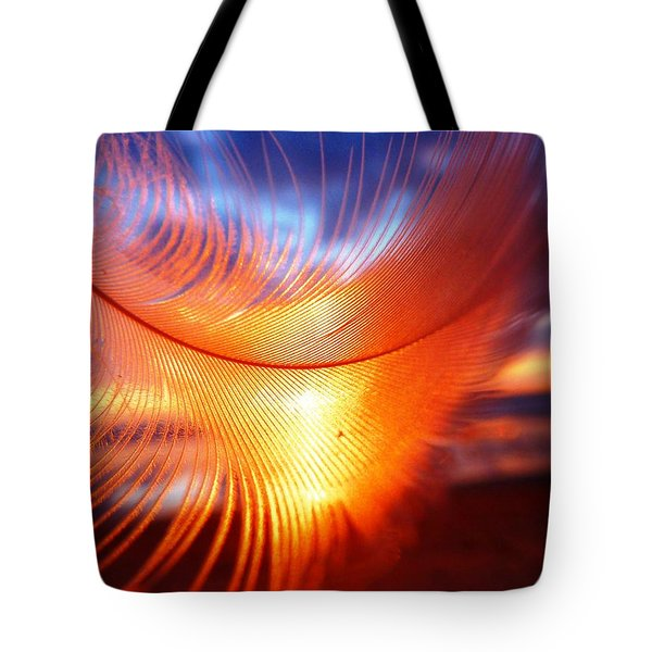 California Dreams Tote Bag by Julia Ivanovna Willhite