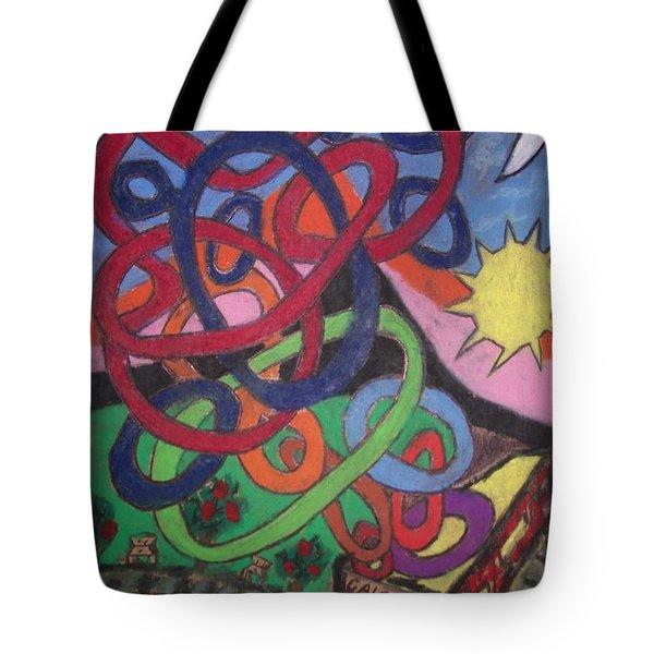 California Tote Bag by Jonathon Hansen