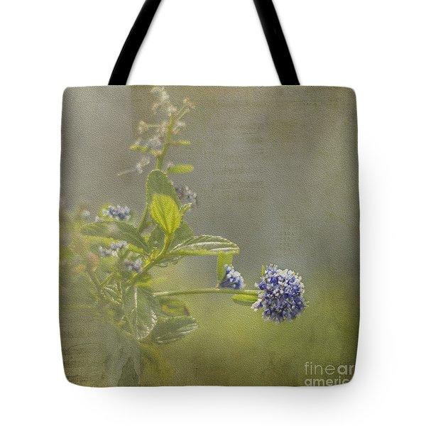California Lilac Tote Bag