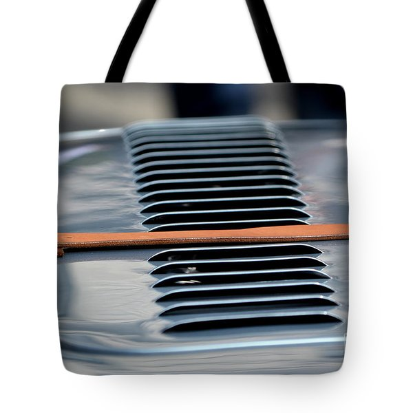California Mille Tote Bag by Dean Ferreira