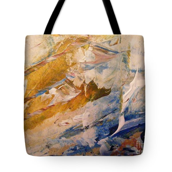 California September Tote Bag