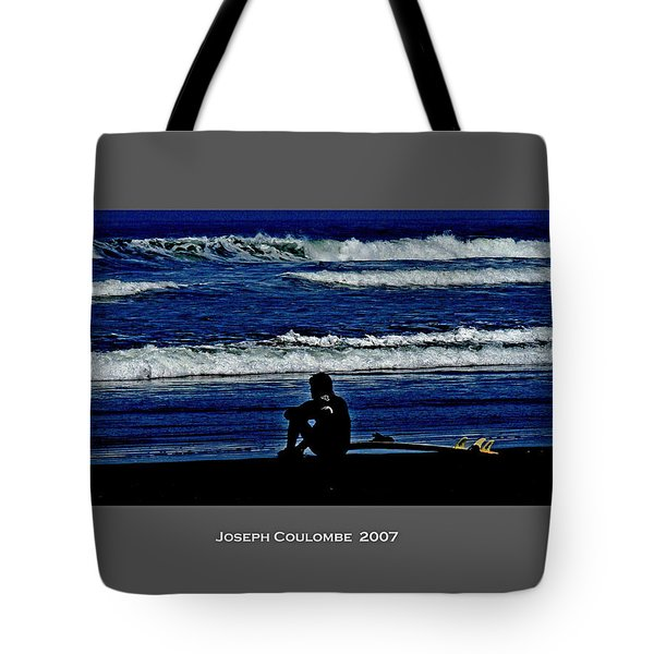 California Surfer 2007 Tote Bag