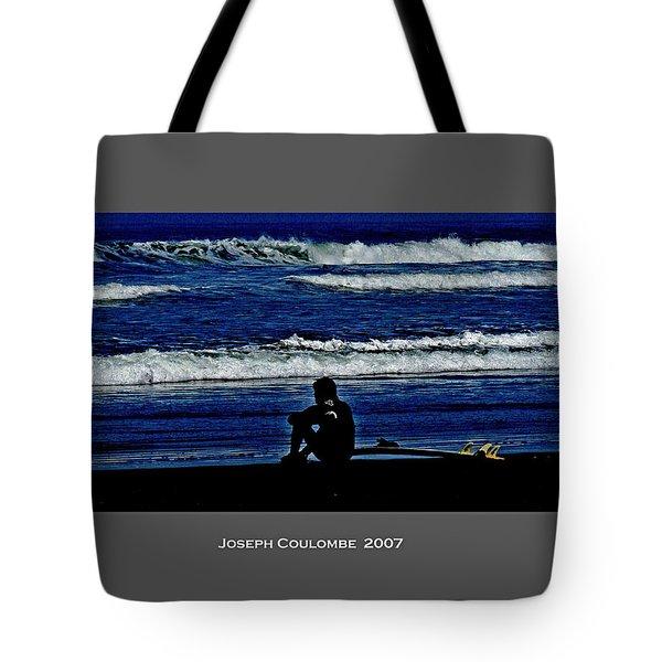 California Surfer 2007 Tote Bag