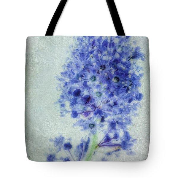 Californian Blue Tote Bag by John Edwards