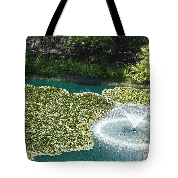 Calistoga Summer Tote Bag by Mini Arora