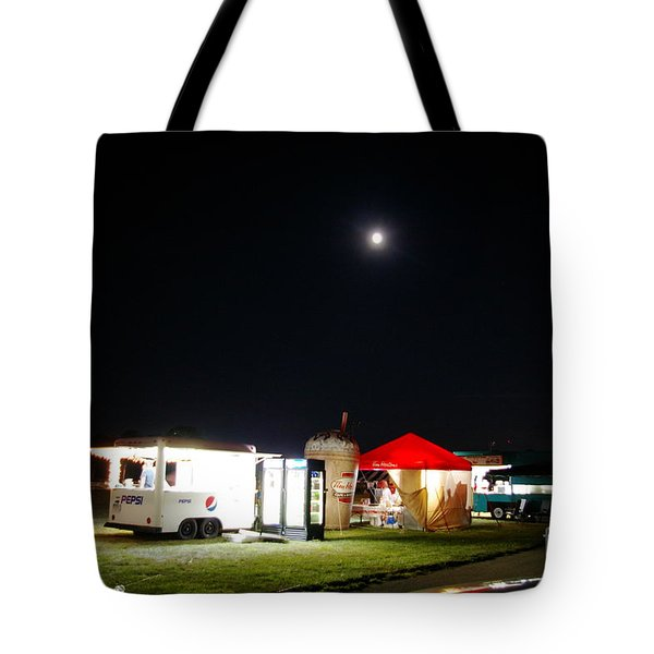 Call It A Night Tote Bag
