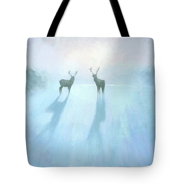 Call Of The Arctic Tote Bag