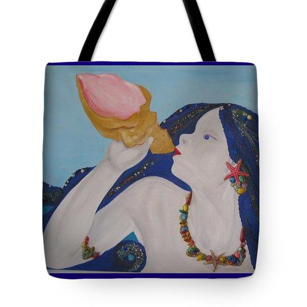 Call Of The Sea Tote Bag