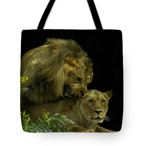 Call Of The Wild 2 Tote Bag by Ernie Echols