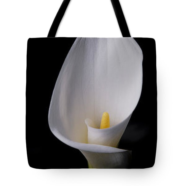 Calla Lily Tote Bag by Lana Enderle