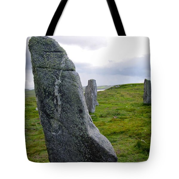 Callanish 3 Tote Bag