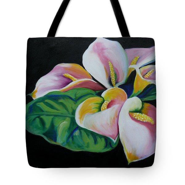Callas Tote Bag