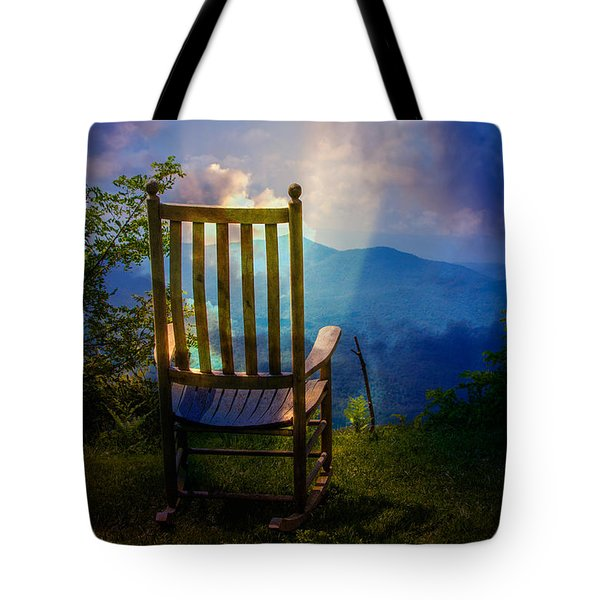 Just Imagine Tote Bag