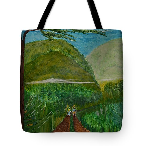 Called To The Mission Field Tote Bag