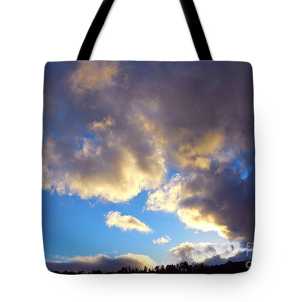 Calling For A Journey Tote Bag