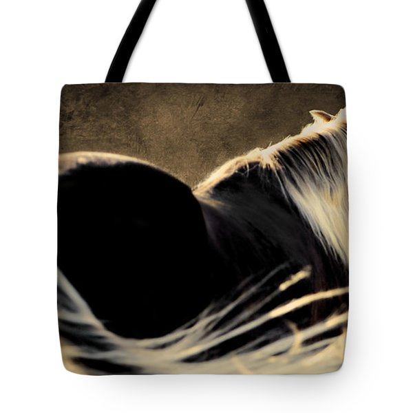 Calm Awareness 1 Vignette Tote Bag