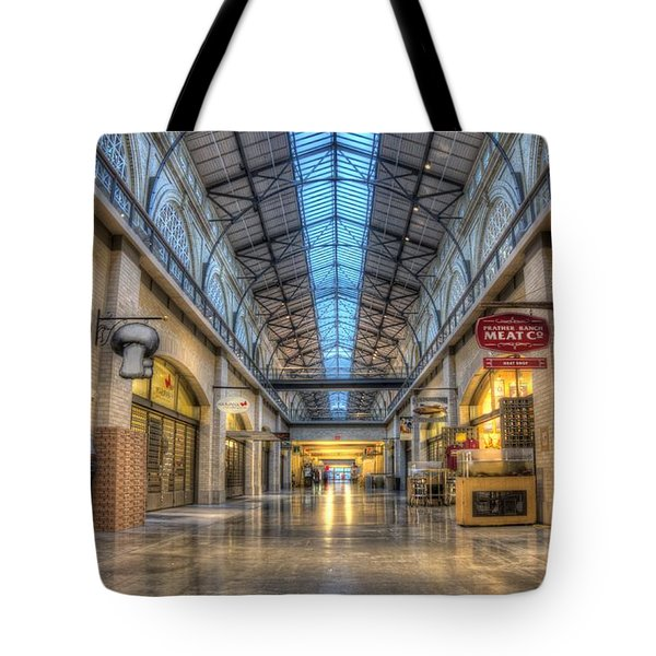 Tote Bag featuring the photograph Calm Before The Storm by Peter Thoeny