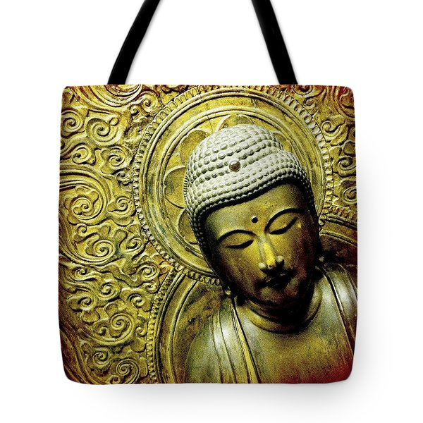 Calm Tote Bag by Bradley R Youngberg