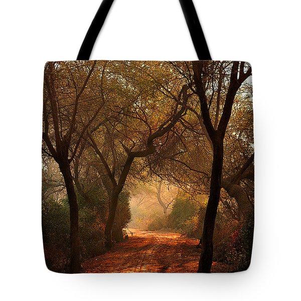 Calm Nature As Fantasy  Tote Bag