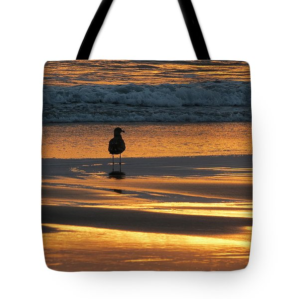 Tote Bag featuring the photograph Calm by Ramona Johnston