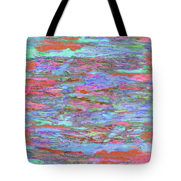 Calmer Waters Tote Bag by Stephanie Grant