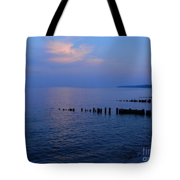 Calming Seas Tote Bag by Emmy Marie Vickers