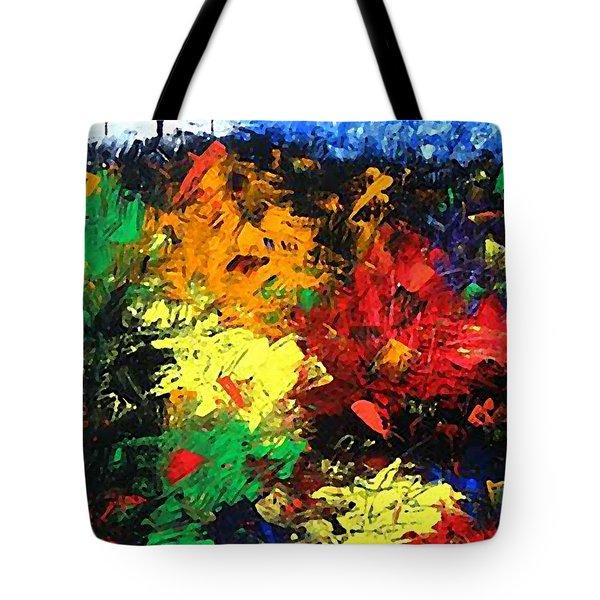 Calvary Hill Tote Bag