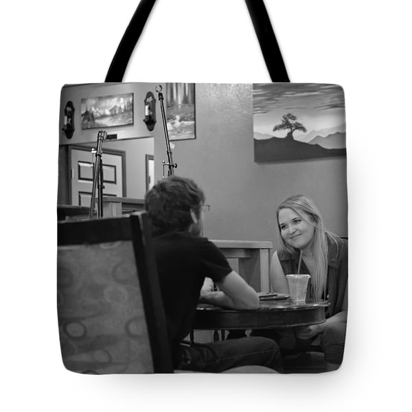 Fully Engaged Tote Bag