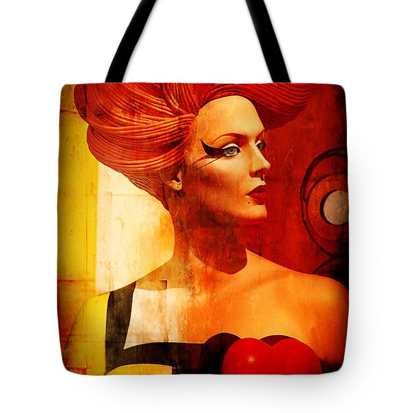 Calypso Mama Tote Bag by Chuck Staley