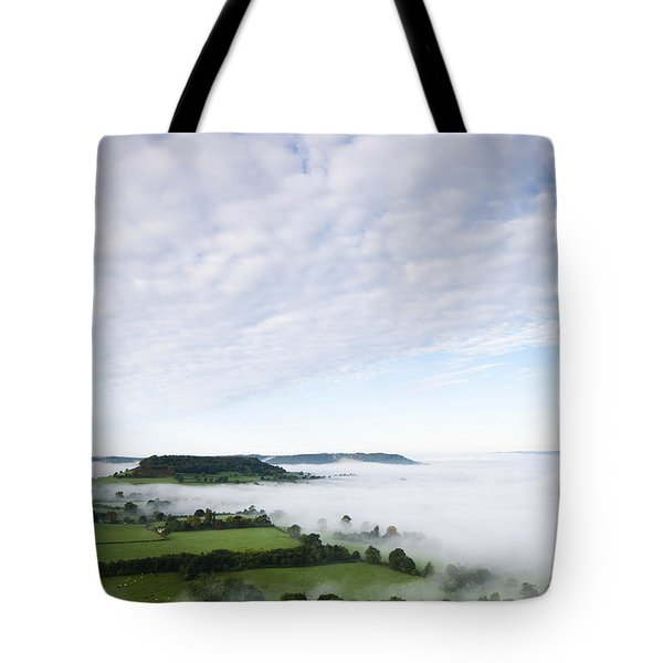 Cam Long Down Tote Bag by Anne Gilbert
