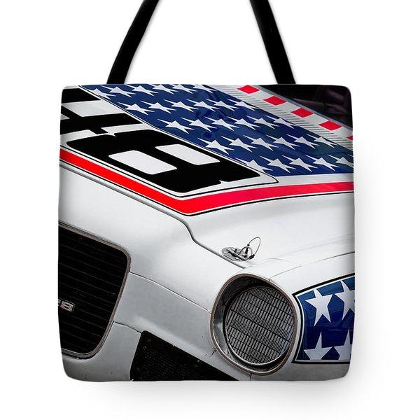 Camaro Z28 Tote Bag by Bill Wakeley
