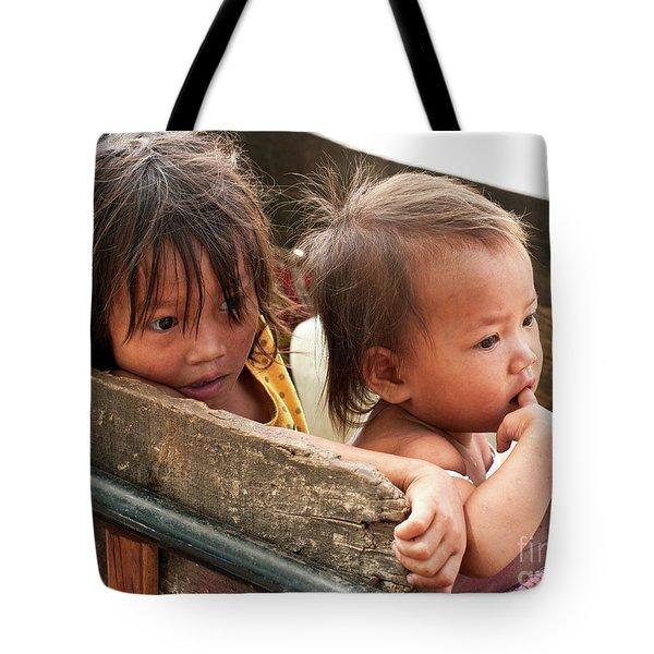 Cambodian Children 03 Tote Bag