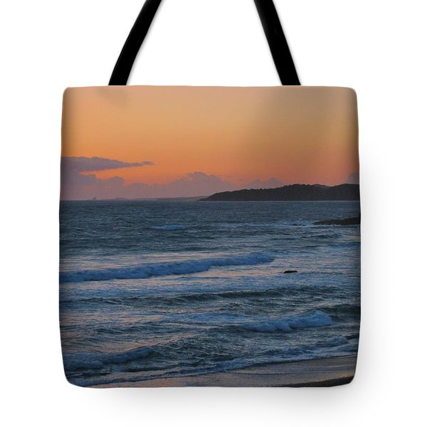 Tote Bag featuring the photograph Cambria by Angela J Wright