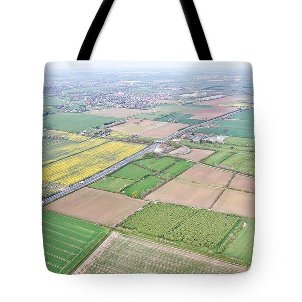 Cambridgeshire Tote Bag