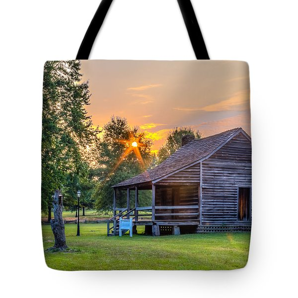 Camden Sunset Tote Bag by Rob Sellers
