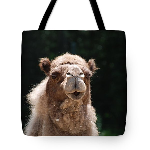 Camel Tote Bag by DejaVu Designs