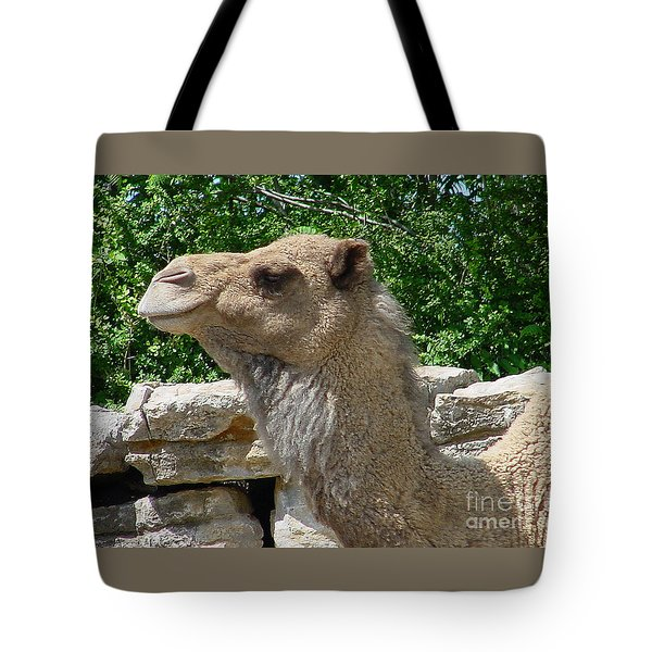 Camel Tote Bag by Gary Gingrich Galleries