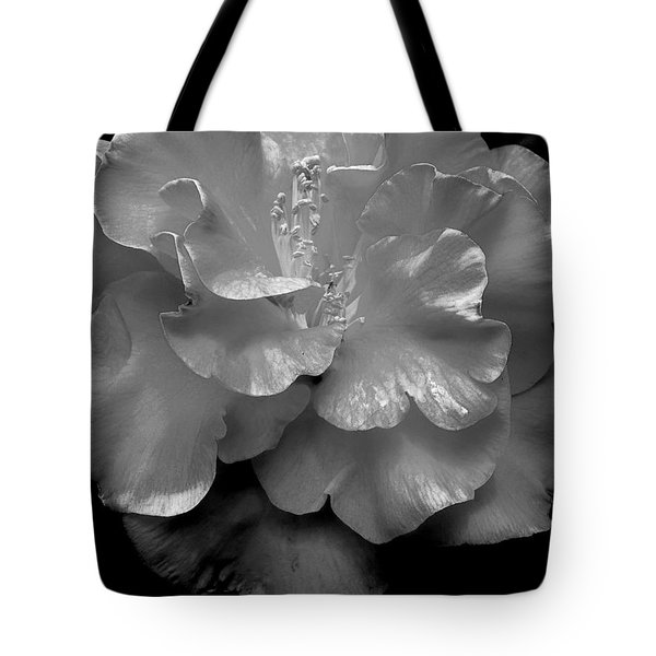 Camelia Tote Bag by Charlotte Schafer