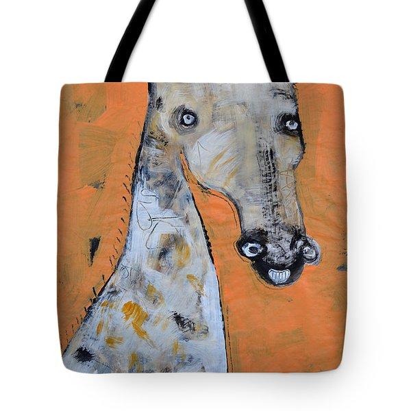Camelopardus Tote Bag